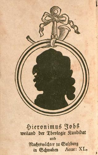 Titelkupfer_ Kortum_ Hieronimus Jobs (1784) _ Schattenriss